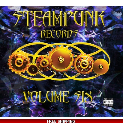 Steampunk Records Volume Six